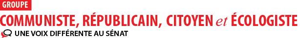 Groupe Communiste, Républicain, Citoyen et Écologiste